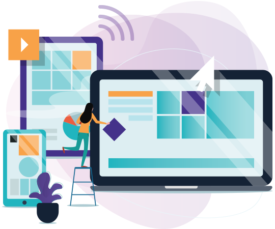 Creating an Attractive Responsive Website